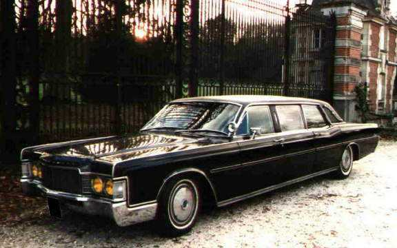 1969 lincoln continental limousine by petterson1969 Lincoln Continental Limousine #10